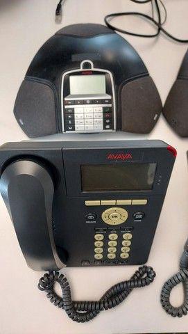 Telefones IP Avaya - Foto 2
