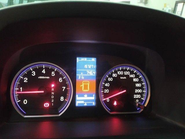 Honda CRV EXL 2.0 Cinza - Foto 8