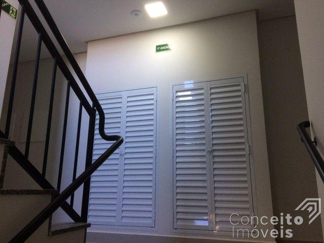 Apartamento à venda com 2 dormitórios em Jardim carvalho, Ponta grossa cod:392280.005 - Foto 13