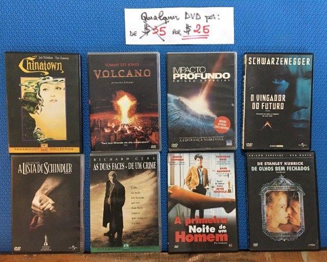 Filmes, Dvds novos e usados - Foto 4