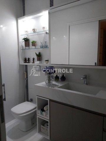 (RR) Apartamento 03 dormitórios, sendo 01 suite, no bairro Balneário, Florianópolis. - Foto 15