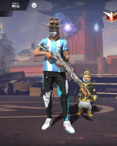 Free Fire Top