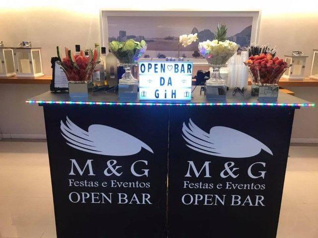 M&G Open Bar para festas e eventos - Foto 5