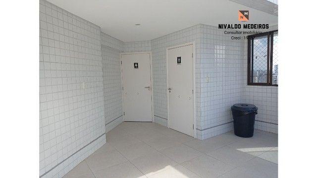 MD I Apartamento bem localizado 3 quartos 1 suíte porcelanato na Encruzilhada - Foto 4