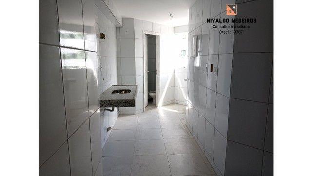 MD I Apartamento bem localizado 3 quartos 1 suíte porcelanato na Encruzilhada - Foto 2