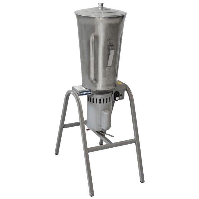 Liquidificador Industrial Basculante Metvisa 25L + outros