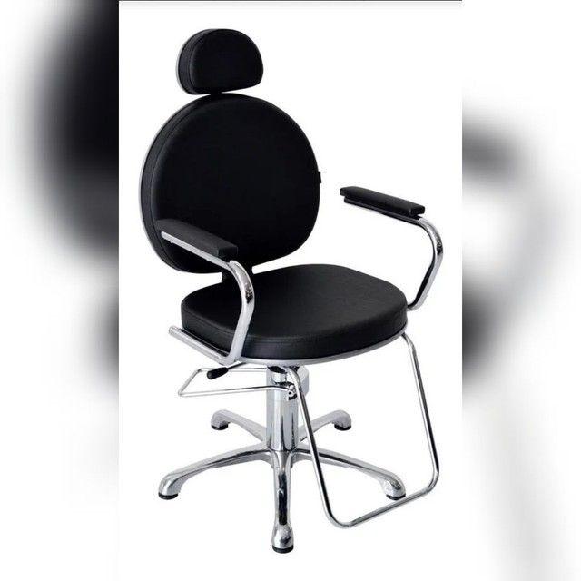 Cadeira para Cabeleireiro TERRA SANTA