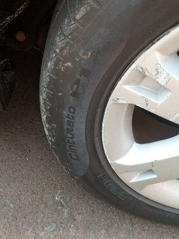Troco aro 16 com pneus 70% por aro 15 ou 14 - Foto 3