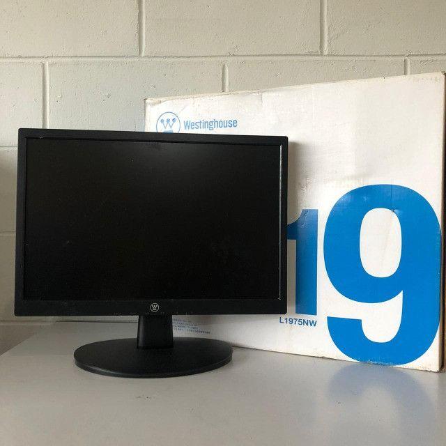 Monitor Wistinghouse 19 polegadas (novo) - Foto 2