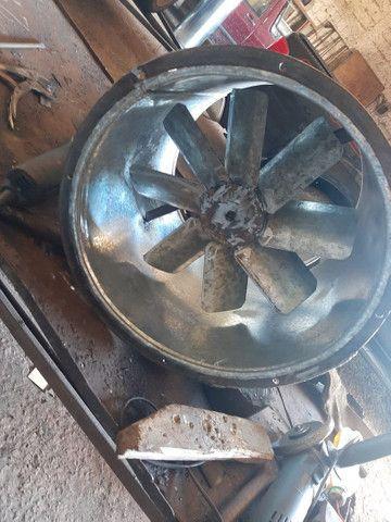 Exaustores e Ventiladoree Industriais - Foto 5
