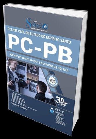 Apostila do Concurso da PCPB 2021 - Agente e Escrivão de Polícia - Foto 5