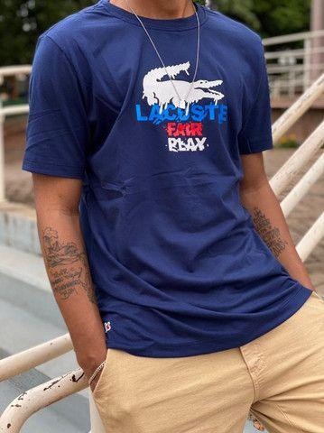 Camiseta Peruana alto relevo - Foto 3