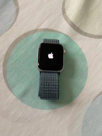Apple Watch SE 44mm prata - Foto 2