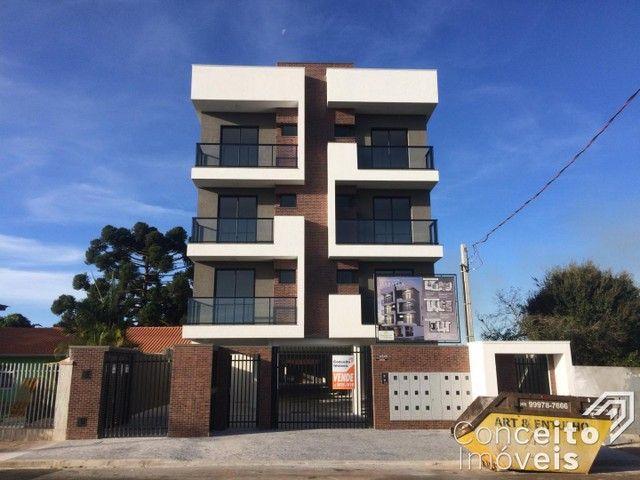 Apartamento à venda com 2 dormitórios em Jardim carvalho, Ponta grossa cod:392280.005 - Foto 4