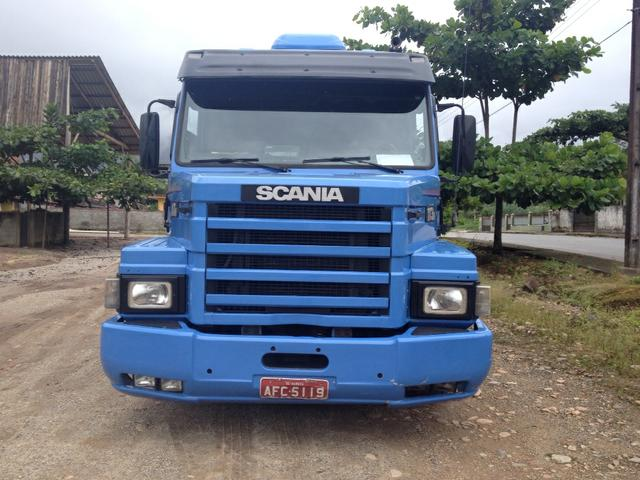 SCANIA 113H 360, TOP LINE