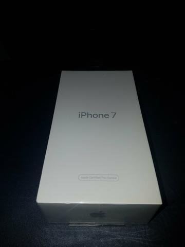 Iphone 7 32gb lacrado