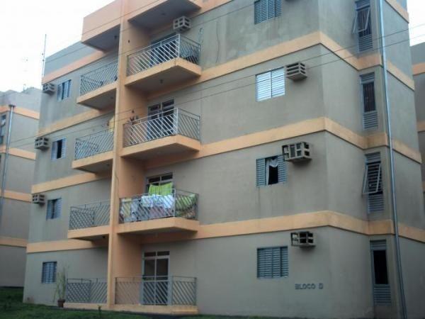 Vendo Apartamento no Residencial Cujubim - Bairro Triangulo