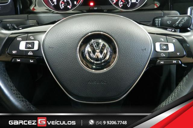 Vw - Volkswagen Golf Highline 1.4 Turbo Único Dono Com Teto Solar Rodas 17 Alemão - Foto 13