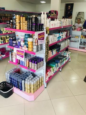 Gondula loja de cosméticos - Foto 2