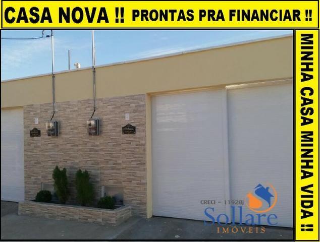 Jarí; Casa Nova Com 03 Quartos , Plano Minha Casa Minha Vida ; 85- 99222891 What