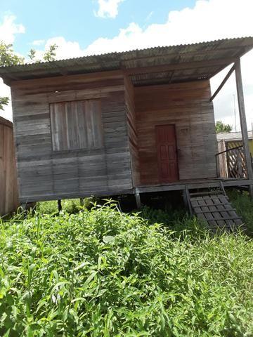 Uma casa no bairro pacoval