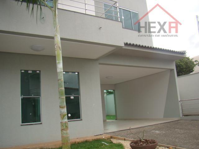 Sobrado residencial à venda 4 suítes , Cidade Jardim, Goiânia - SO0080. - Foto 4