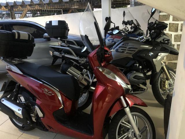 Scooter Honda Sh 300 Abs 2018 400km 2018 Motos Coqueiros