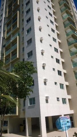 Apartamento à venda com 3 dormitórios em Redinha, Natal cod:10487