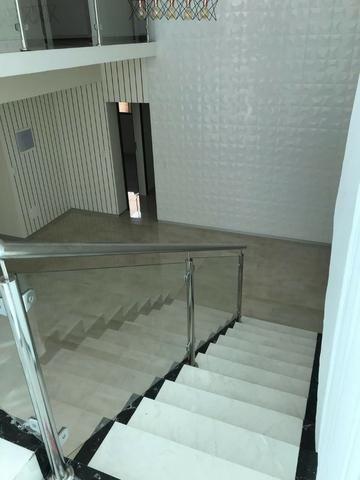 Casa sobrado novo desocupado 4 Suites Guara II - Foto 8