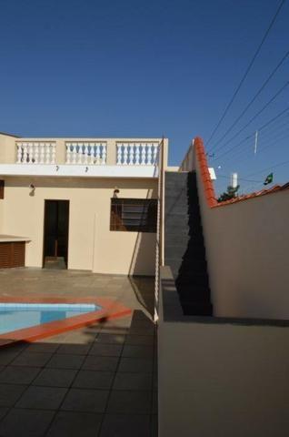 Casa em batatais,3 dormitorios,1 suite, piscina, sauna e varanda gourmet, região central - Foto 17
