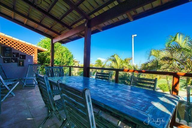 Casa luxuosa com jacuzzi e vista para o mar no Pipa Beleza Spa Resort - Foto 14