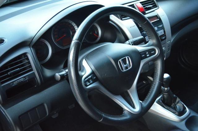 Honda City 1.5 ex flex 4p manual *completo*ipva 2019 pago*segundo dono - Foto 11