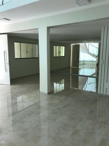 Casa sobrado novo desocupado 4 Suites Guara II - Foto 13
