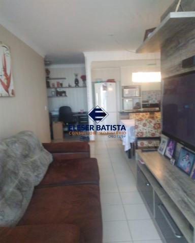 Apartamento à venda com 3 dormitórios em Paradiso, Serra cod:AP00158