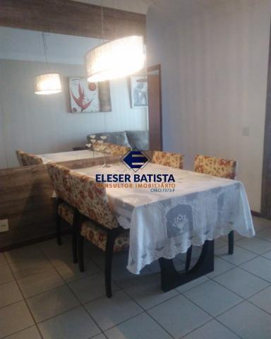 Apartamento à venda com 3 dormitórios em Paradiso, Serra cod:AP00158 - Foto 3