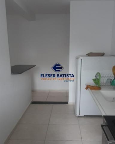 Apartamento à venda com 2 dormitórios em Parque valence, Serra cod:AP00161 - Foto 3