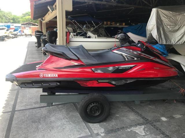 Yamaha VXR 1800 2015