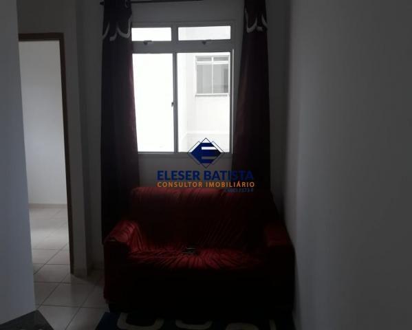 Apartamento à venda com 2 dormitórios em Parque valence, Serra cod:AP00161 - Foto 2