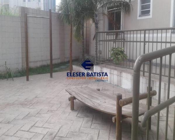 Apartamento à venda com 2 dormitórios em Parque valence, Serra cod:AP00161 - Foto 12