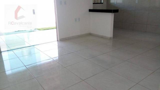 Casa residencial à venda, Cidade dos Funcionários, Fortaleza. - Foto 20