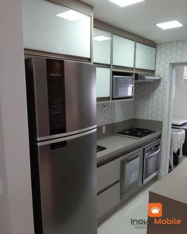 Cozinha Totalmente Planejada - Móveis Planejados Projeto 3D