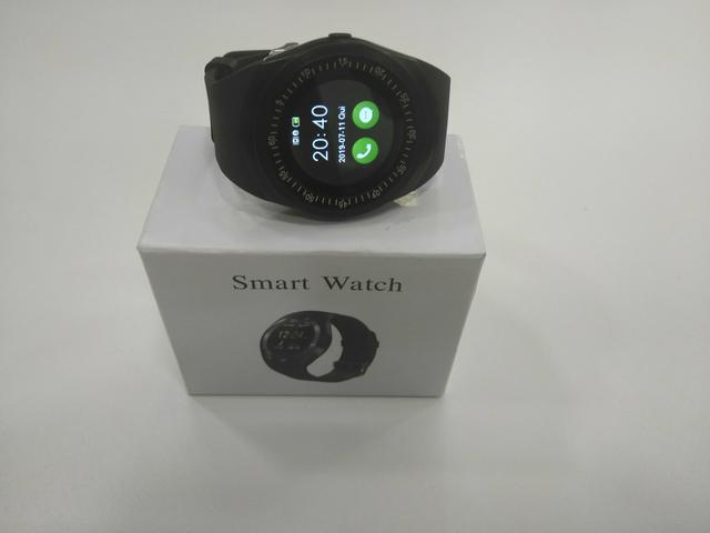Relógio Y1 inteligente Bluetooth