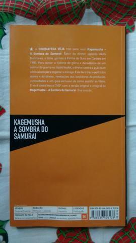 Filme: Kagemusha, A Sombra Do Samurai (cinemateca Veja) - Foto 2