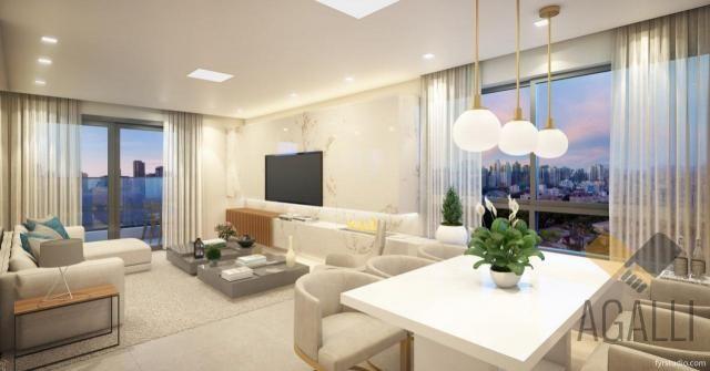 Apartamento à venda com 3 dormitórios em Água verde, Curitiba cod:21925 - Foto 14