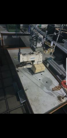 Maquina Costura Industrial Botoneira Juki pregar Botoes