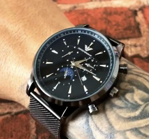 Relógio armanni ax