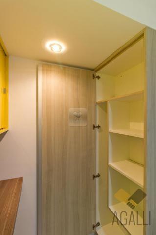 Apartamento à venda com 2 dormitórios em Vila izabel, Curitiba cod:439-18 - Foto 15