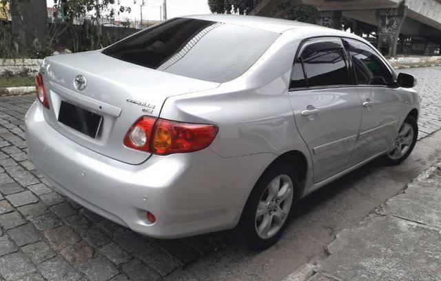 Corolla XEI - 2010 - Automático e Couro - Foto 3