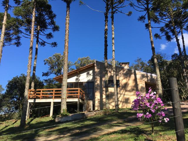 Casa de Campo nova 135 mts