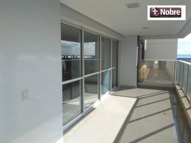 Apartamento com 4 dormitórios para alugar, 151 m² por r$ 3.805,00/mês - plano diretor sul  - Foto 13